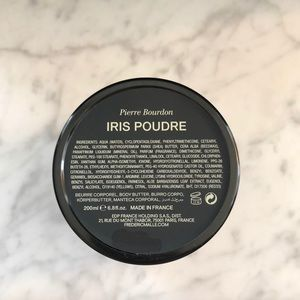 Frederic Malle Iris Poudre body butter